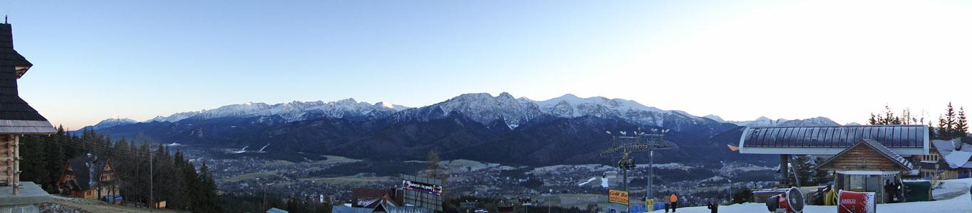 Zakopane - Tatra Mountains