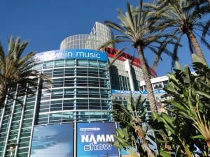 NAMM show 2010