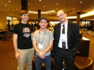 Fraktus with Peter and Jay from Livid Instruments
